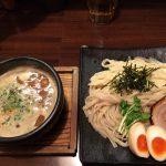 麺家 半蔵の魚介つけ麺 @名東区藤が丘