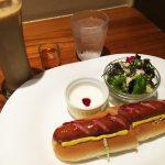 珈琲元年 清須店のホットドッグ @清須市清洲