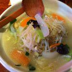 麗江の冷やし湯麺 @上名古屋