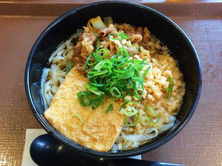 「すき家名古屋大野木店」のロカボ牛麺 @大野木