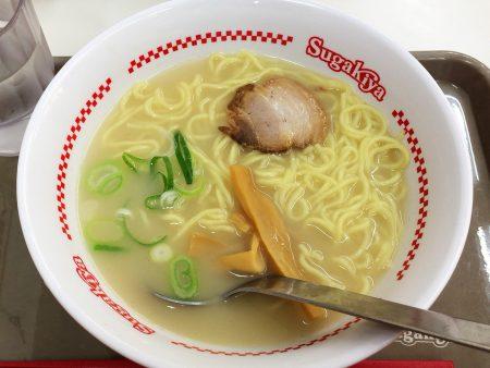 「スガキヤ」のラーメン丼リニューアル