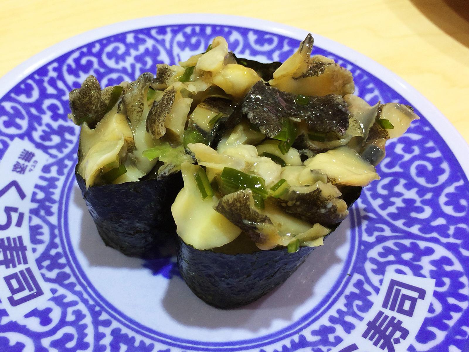 「無添くら寿司 甚目寺店」のコク旨冷やし担々麺とお寿司 @甚目寺