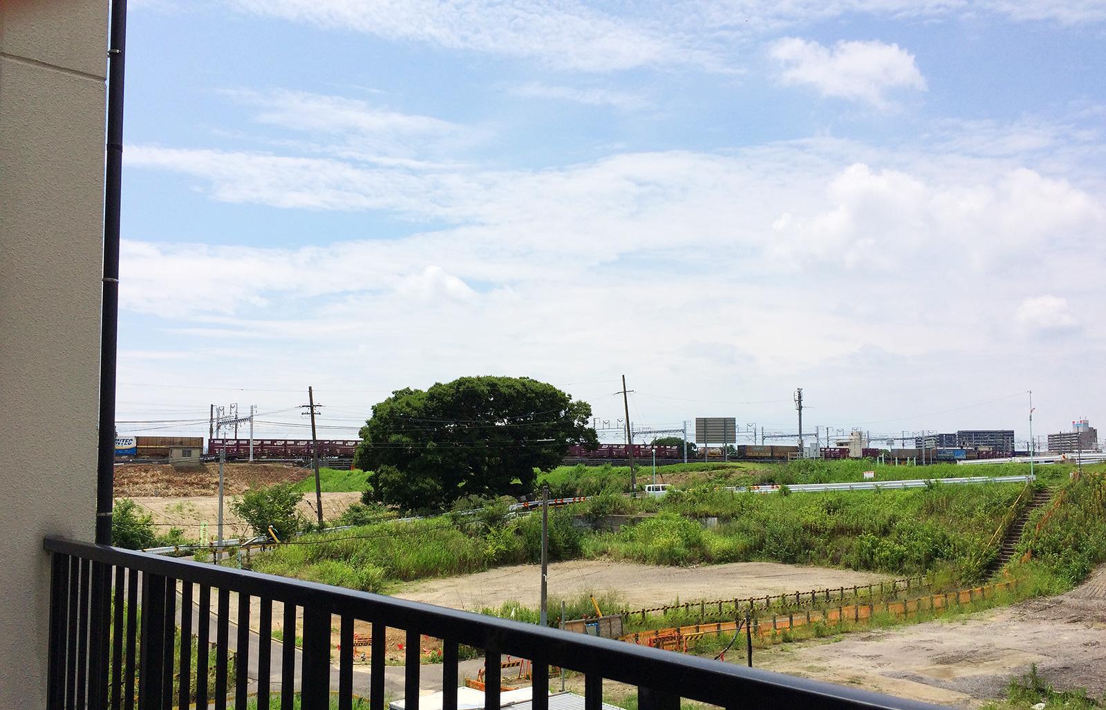 「一ぷく食堂」の天ぷら盛り合わせとほうれん草のお浸しランチ @枇杷島