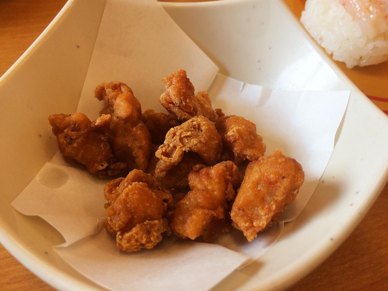 「スシロー清須古城店」の炙りメカジキ焦がし醤油やお寿司いろいろ @西枇杷島