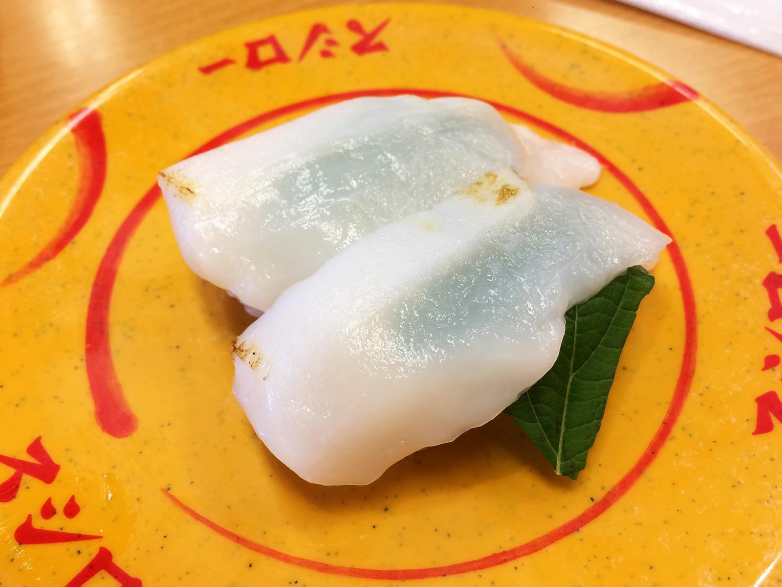 「スシロー清須古城店」の炙りさんままぜそばとお寿司いろいろ @西枇杷島