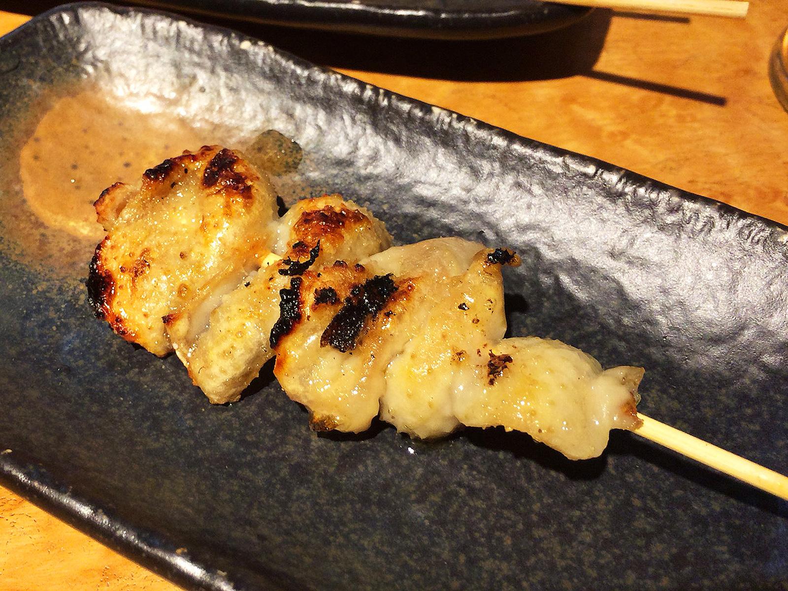 「焼鳥502」の焼き鳥とたまには日本酒でも @西枇杷島