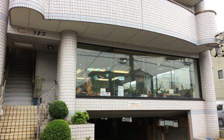 「カリナン」の焼肉とイカフライのランチ @下小田井
