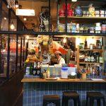 【アフィリめし】「柳橋市場 シルバ the マルシェ」の魚粉スパイスカリー柳橋ブラック @中村区柳橋市場