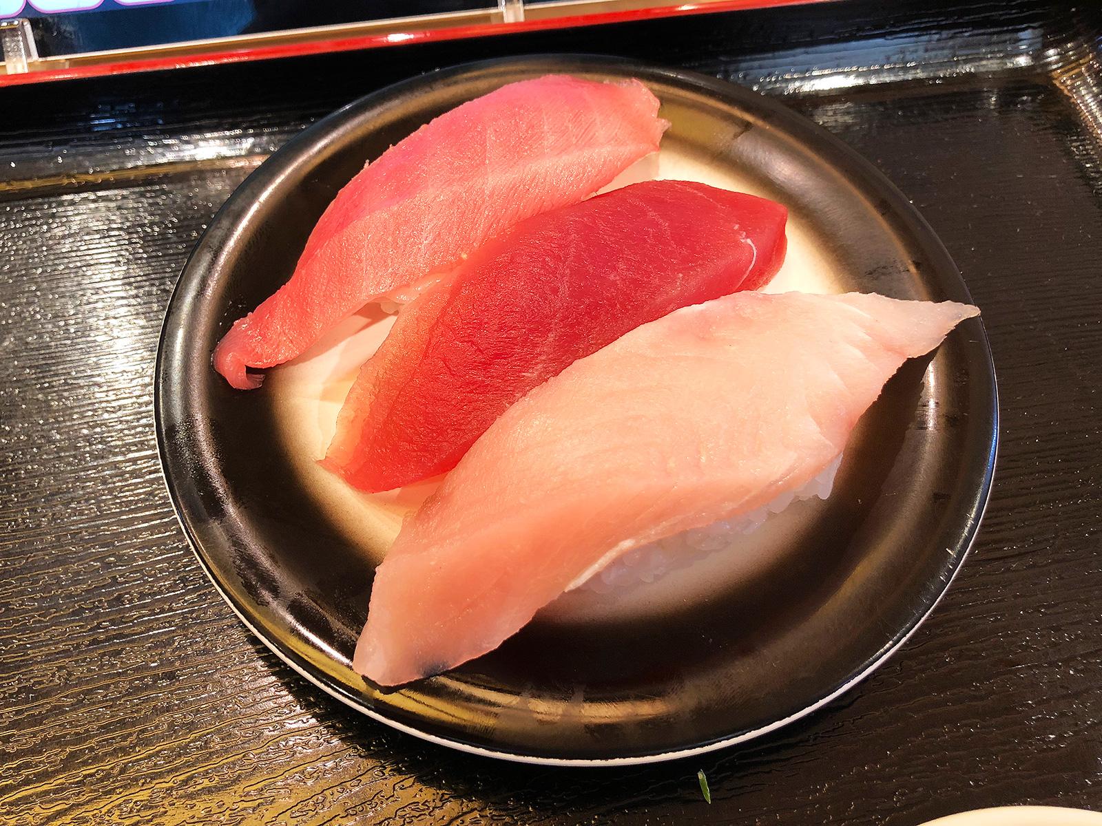 【アフィリめし】「魚魚丸甚目寺店」のお寿司色々 @甚目寺