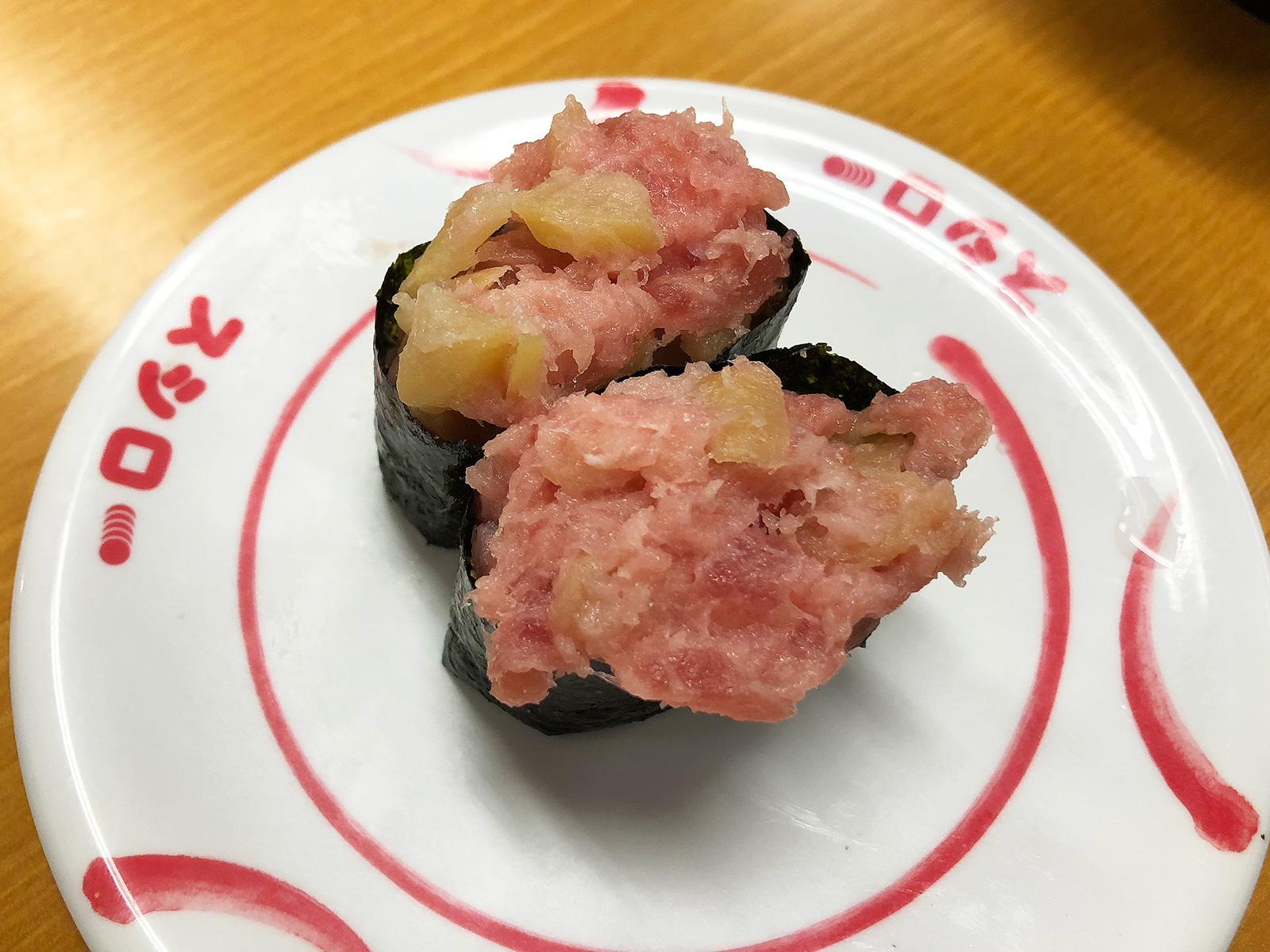 「スシロー清須古城店」のお寿司いろいろ @西枇杷島