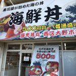 「海光丼丸 大野木店」のうみ丸丼 @大野木