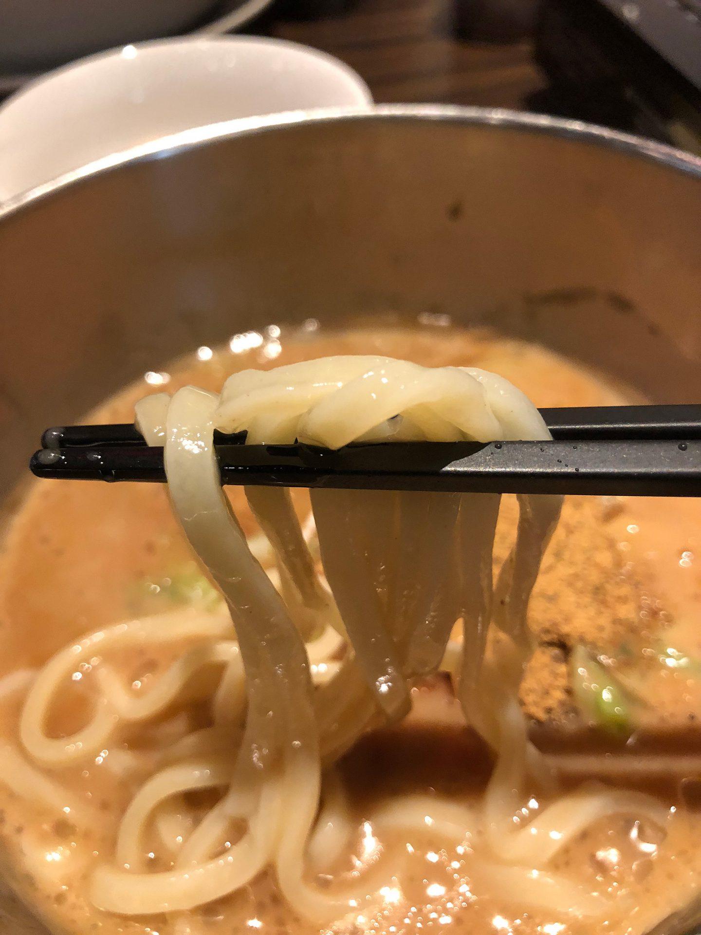 「フジヤマ55 mozo店」の濃厚つけ麺 @上小田井