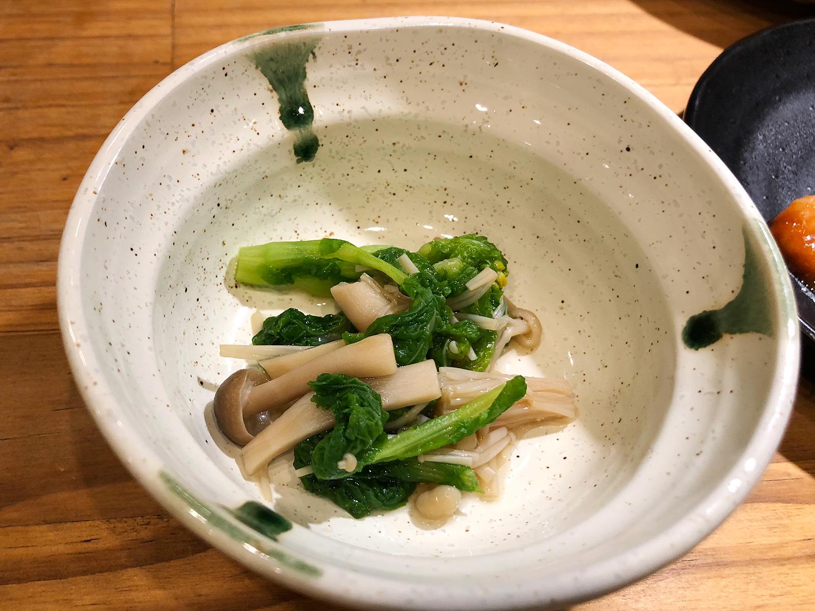 「炭火焼肉・ホルモン さらえ亭」のハラミとシロコロと猪肉 @清須市下小田井