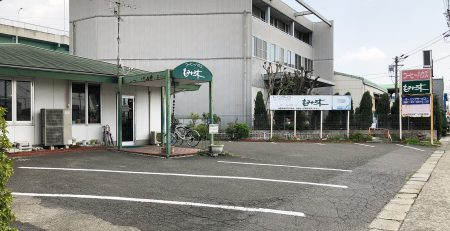 「コーヒーハウス もみの木」のクリームシチューランチ @下小田井