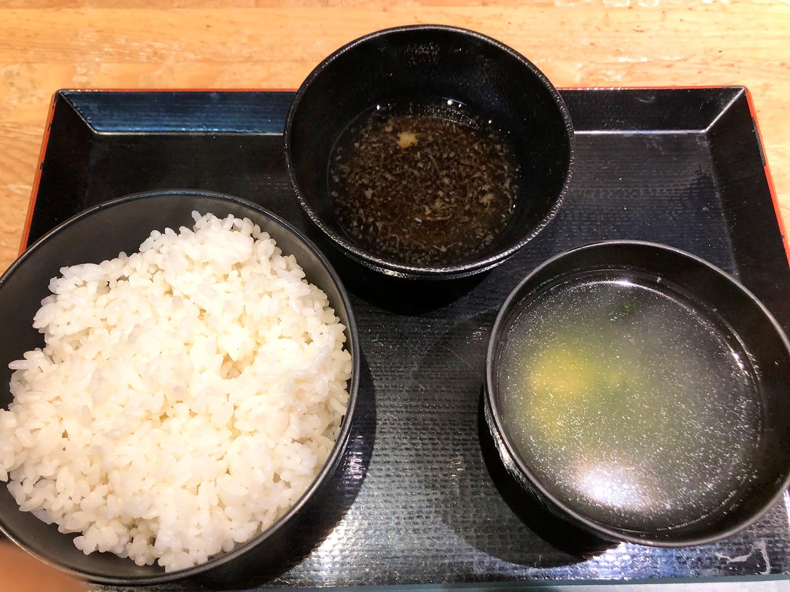 「天ぷらとワイン 小島」のお好み天定食 @中村区名駅