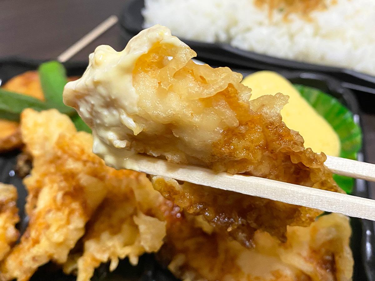 """「和食さと」の""""さと弁""""チキン南蛮弁当"""