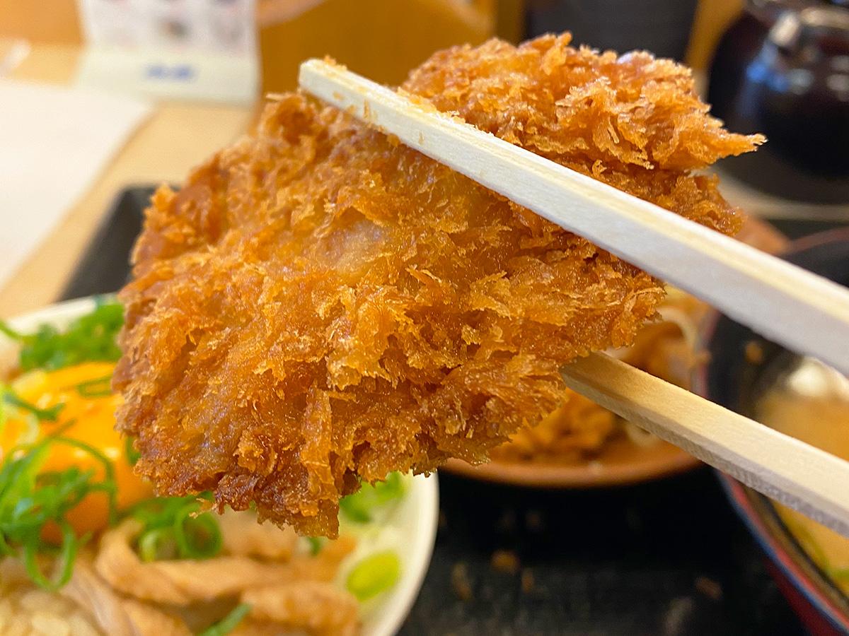 「かつや 名岐バイパス春日店」のとん汁定食と全力ご飯! @清須市春日